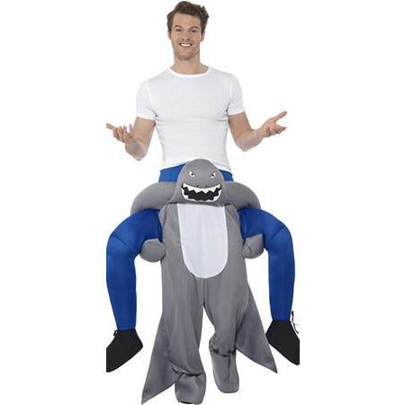 Piggyback Shark Costume