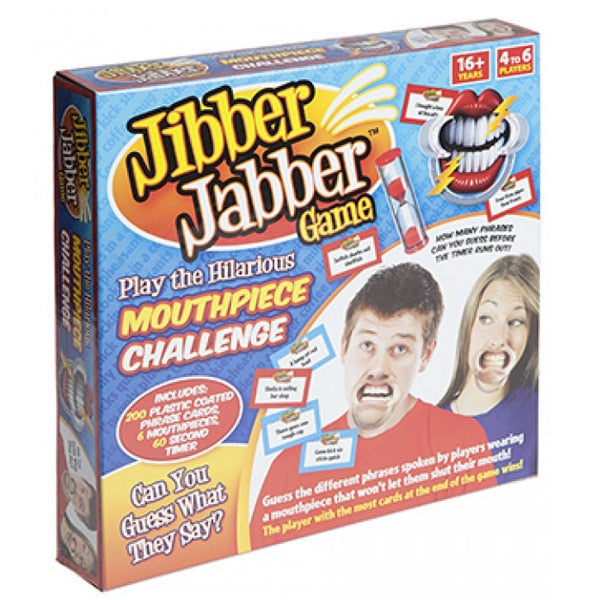 Jibber Jabber Party Game