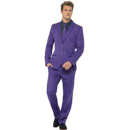 Purple Suit
