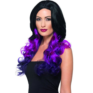 Purple Ombre Wig
