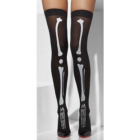 Skeleton Opaque Hold Ups