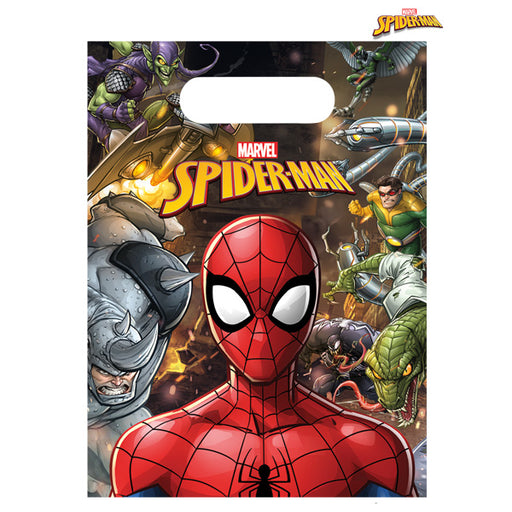 Spider Man Party Bags