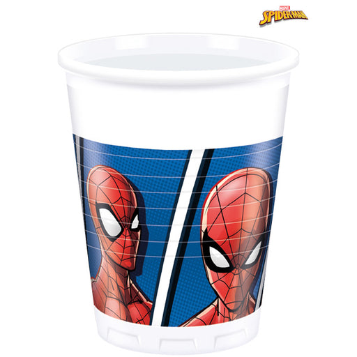 Spider Man Party Cups