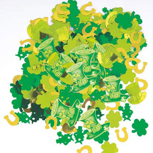 St Patrick's Day Table Confetti