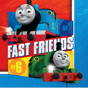 Thomas And Friends Lunch Napkins