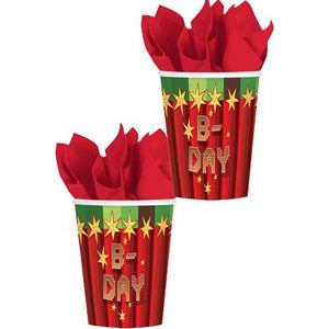 TNT Party Paper Cups