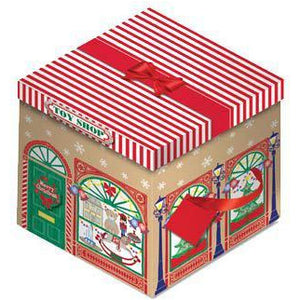 Toy Shop Christmas Gift Box