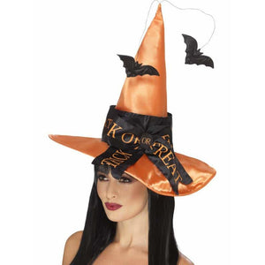 Trick Or Treat Witch Hat