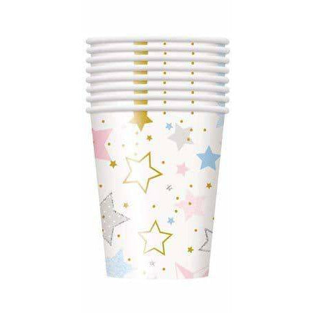 Twinkle Twinkle Little Star Paper Cups