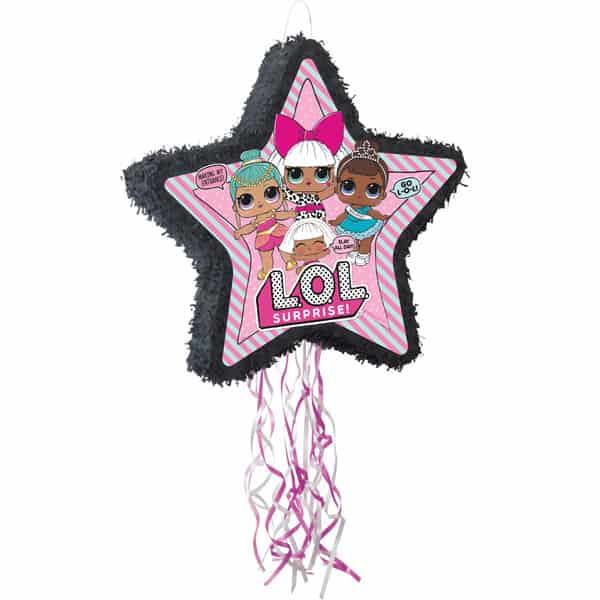 L.O.L Surprise Pull Pinata