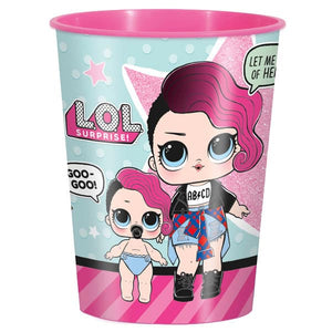 L.O.L Surprise Plastic Favour Cup