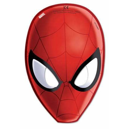 Ultimate Spider-Man Party Masks