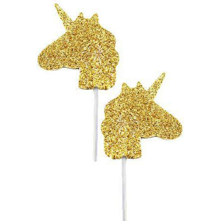 Unicorn Cupcake Topper