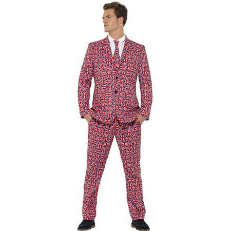 Union Jack Stand Out Suit