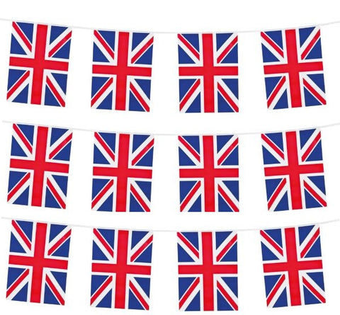 Union Jack Party Decorations
