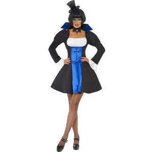 Vampire Countess Domini Costume - mypartymonsterstore