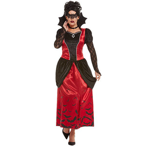 Gothic Vampire Lady Costume - mypartymonsterstore