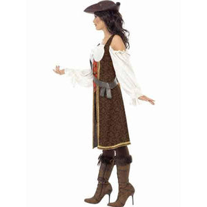High Seas Pirate Wench Costume