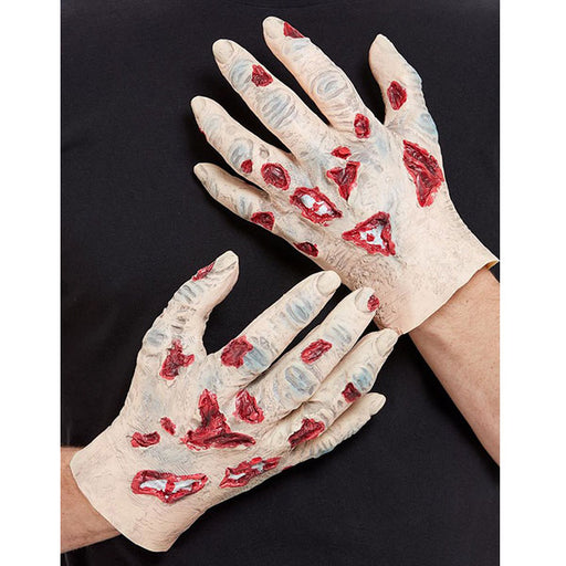 Zombie Latex Hands