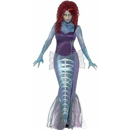 Zombie Mermaid Costume