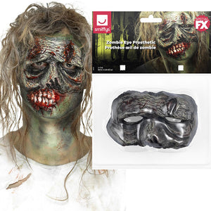 Zombie Eye Prosthetic - mypartymonsterstore