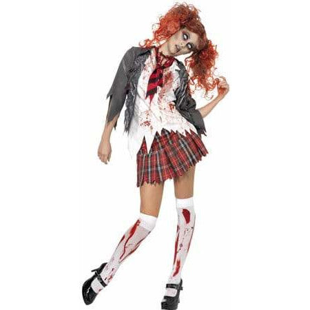 Zombie School Girl Costumes