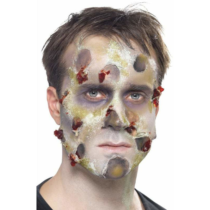 Zombie Latex Make Up Kit