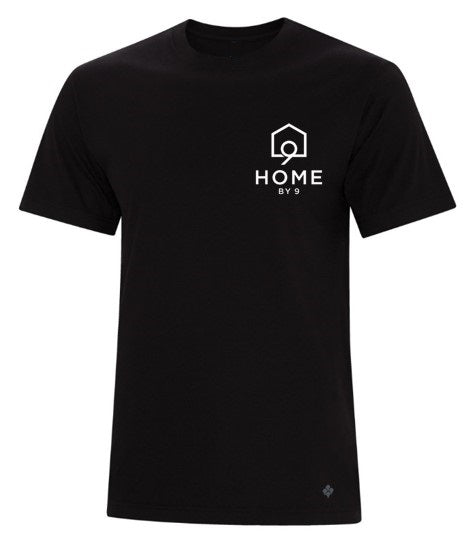 The Black Tee - Home By Nine