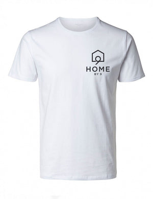 Women's T-Shirt - White - Home By Nine