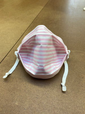 Mask with a Purpose - Pink Stripe