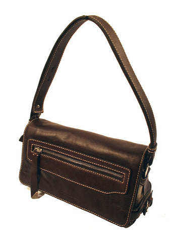 Handbag Blanca in Coffee Brown or Light Brown