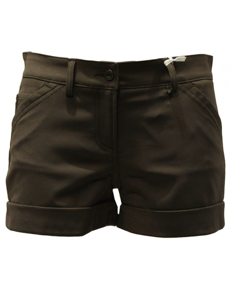 Ladies Designer Fashion Shorts/Hot Pants from Guess by Marciano in Black