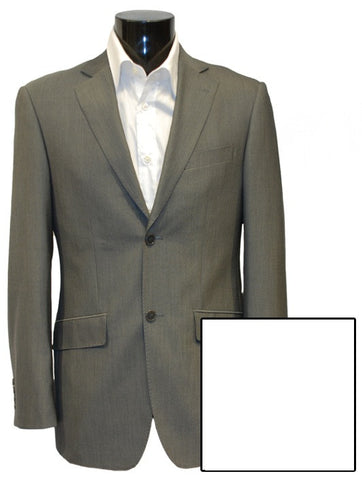Mens Designer Fashion Sports Jacket by IDentikit in Grey