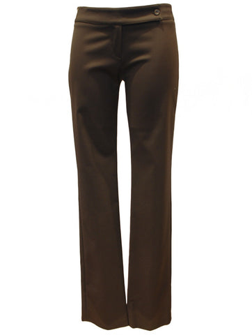 Ladies Designer Fashion Trousers from Guess by Marciano in in Brown