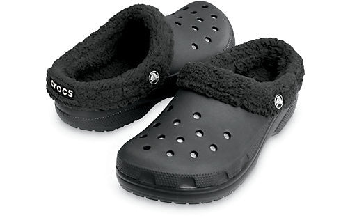 Crocs Kids Mammoth Style in Black