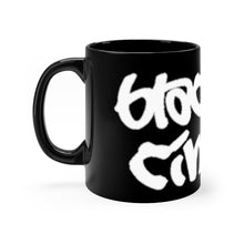 Load image into Gallery viewer, Blackout graff Black mug 11oz