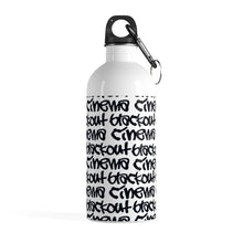 Load image into Gallery viewer, BLACKOUT graff Stainless Steel Water Bottle