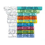 Fill-me-in Poster - Demo 40, 80, 120 & 160