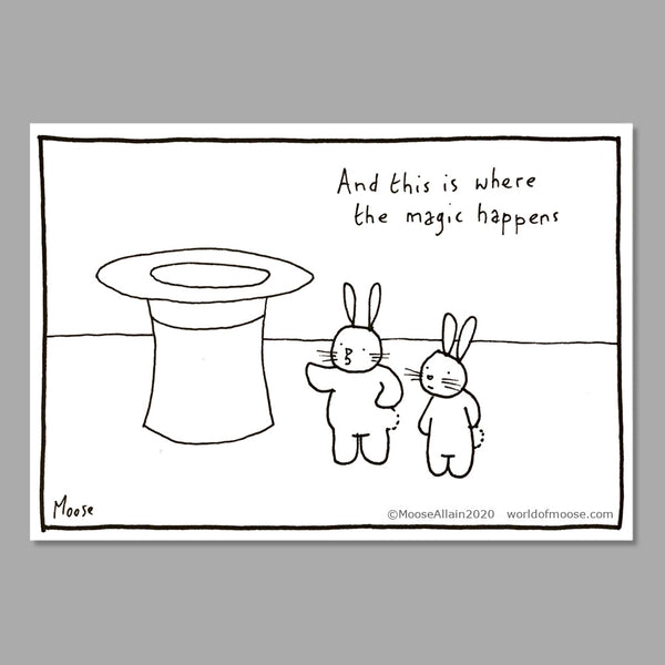 Magic Cartoon