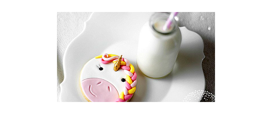 Adorables biscuits Licorne | Licorne Kawaii