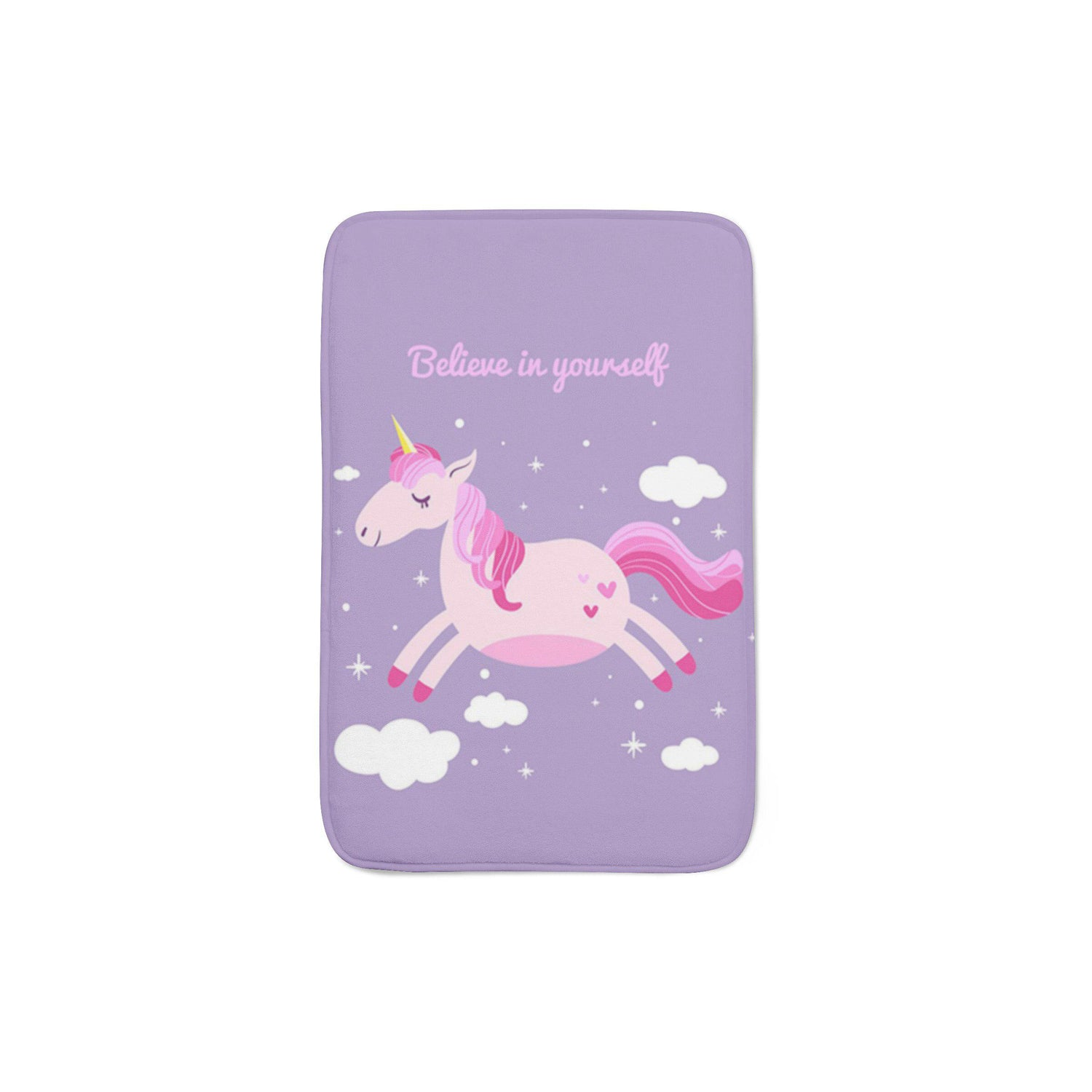 Paillasson licorne believe in yourself