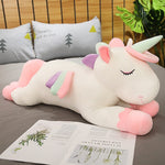 New Cushion Pillows For Sofa Colorful Horse Pillow Unicorn Plush Toys Dolls Valentine's Day Gifts