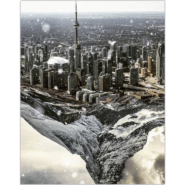 Toronto Mountain Fine Art Print
