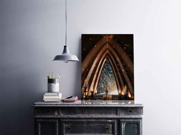 Arch View Canvas