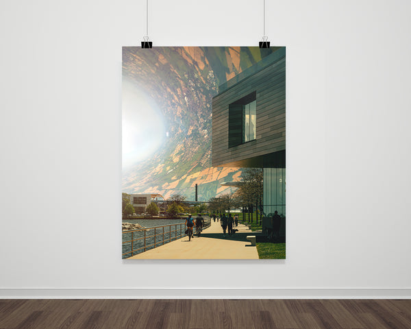 Inception World Fine Art Print