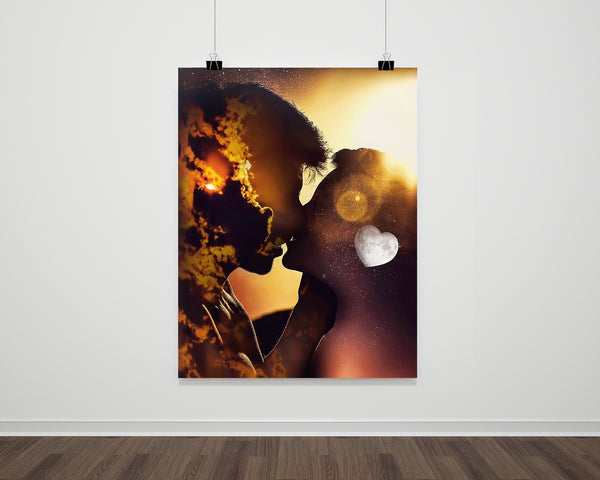Space Love Fine Art Print