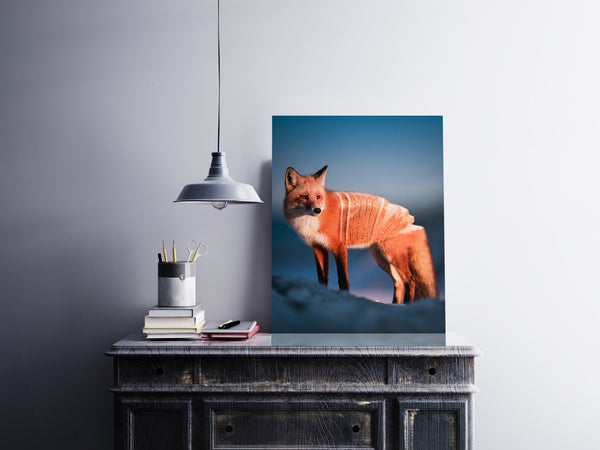 Loaf Fox Canvas