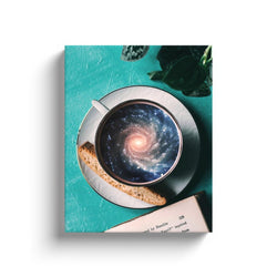 Star Coffee Canvas