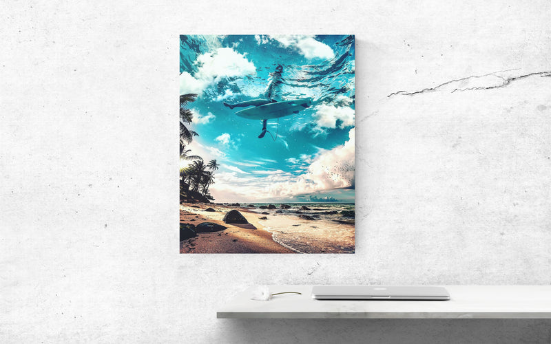 Surfboard Canvas