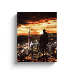 Toronto Lookout Canvas